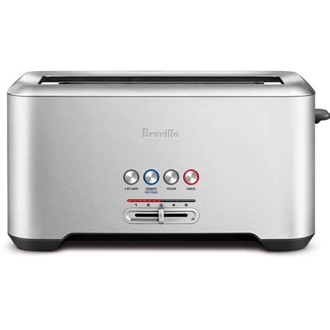 Pro Toaster Breville Bta730bss Lift And Look Pro Toaster Appliances