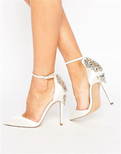 asos high heels asos asos palais bridal embellished high heels