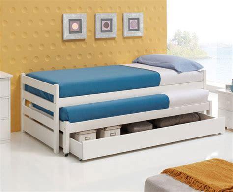 camas nido doble con cajones cama doble con cajon roma de artesania y decoracion