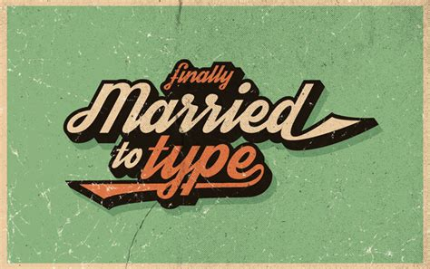 wedding fonts opentype 42 retro fonts to your vintage style inspired