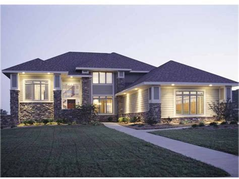 eplans prairie house plan great lookout 2576 square