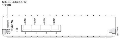 Juniper Multi Rate Sonet Sfp Sonet Sdh Oc3 Stm1 Multi Rate Mics With Sfp Technical