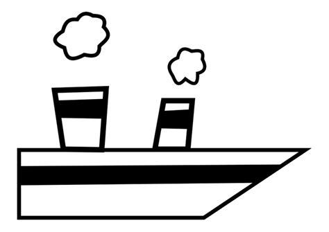barco de vapor dibujo para colorear dibujo para colorear barco de vapor img 27387