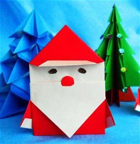 Origami Santa Clause - origami santa allfreeholidaycrafts
