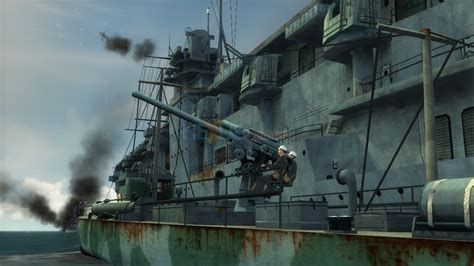 u boat video game gc 2006 battlestations midway industry news