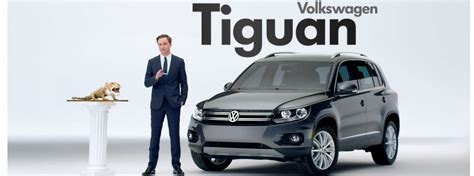 what does the volkswagen tiguan name