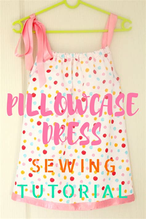 sunny flower pillowcase dress girl sewing pattern pdf easiest pillowcase dress ever sew like my mom pillowcase
