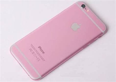is this apple s pink rose gold iphone 6s leaked photos redmond pie