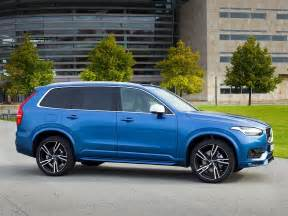 Volvo R Design 2016 Volvo Xc90 R Design Shows More Aggressive Design And
