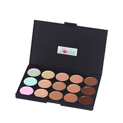 Concealer Contouring Corrector Pallete 18 Warna goege professional concealer camouflage foundation makeup palette contour contouring kit