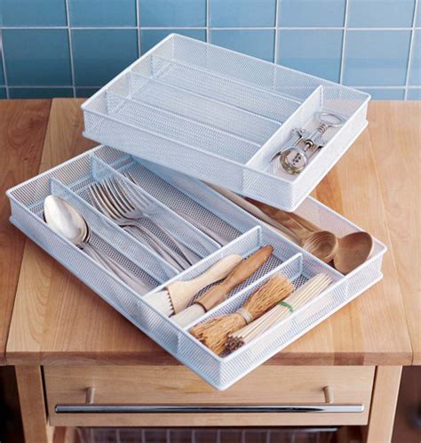 rangement pour tiroir cuisine accessoires de rangement cuisine ustensiles et couverts