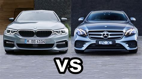 Bmw 3 Series 2019 Vs Mercedes C Class by 2017 Bmw 5 Series Vs 2017 Mercedes E Class