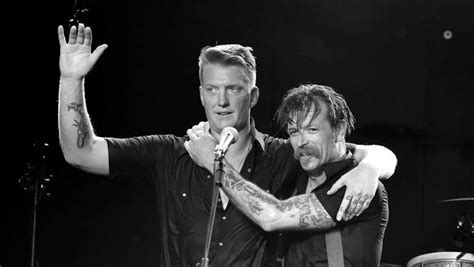 Josh homme not at eagles of death metal gig in paris heavy com