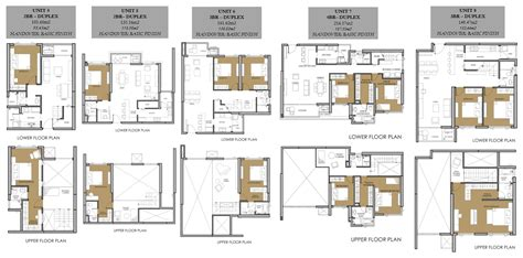 Duplex Apartment Plans vista verde vietnam ho chi minh propertyfactsheet