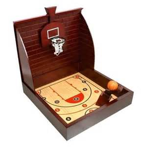 Chh wooden rebound shuffleboard table top game