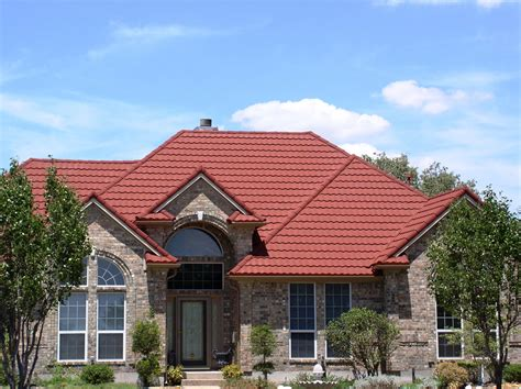 Tile Roof House Plans by Metal Roofing Traditional House Design With Roof Ideas