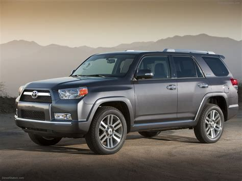 toyota 4runner limited 2012 car image 04 of 40