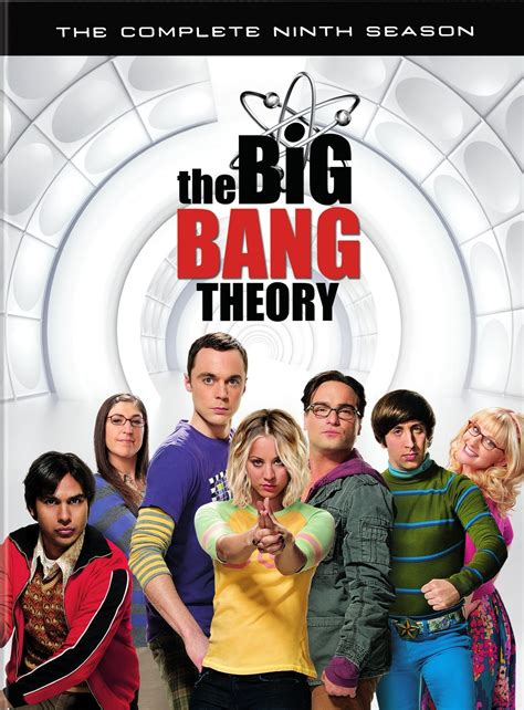 big bagn theory the big theory dvd release date