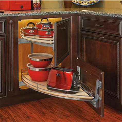 rev a shelf blind corner cabinet system rev a shelf blind corner systems base cabinet organizers