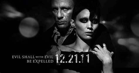 the girl with the dragon tattoo cast the with the review the silhouette