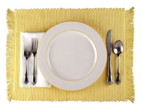 how to set a table with silverware how to arrange silverware on a table home guides sf gate