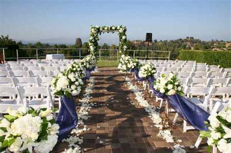small wedding venues orange county ca braemar country club southern california weddings