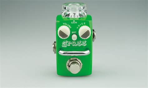 Hotone Grass Overdrive Based On Dumble hotone grass review musicradar