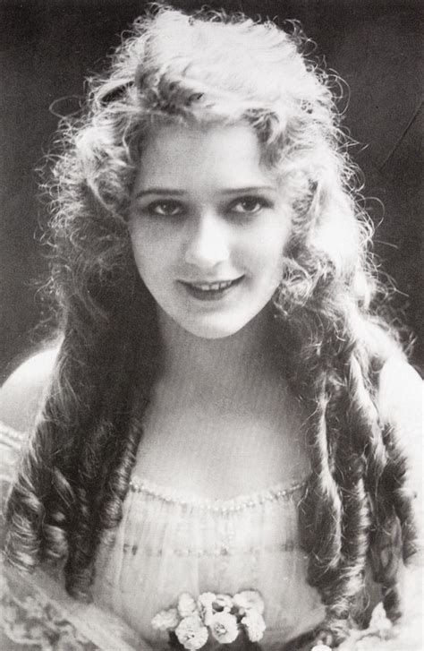 famous actor with long hair 1920 restoring mary pickford s lost film tv movie appreciation