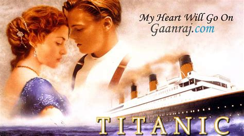 titanic theme song mp3 my heart will go on mp3 song lyrics from titanic by celine
