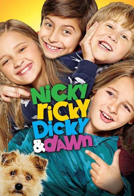 dramanice save the family watch nicky ricky dicky and dawn season 3 watchseries