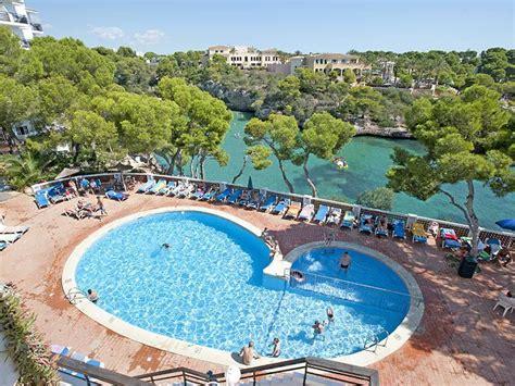 Cala Ferrera Hotel, Cala d'Or, Majorca, Spain. Book Cala