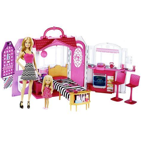 casa glam di casa glam di con accessori e 2 bambole incluse
