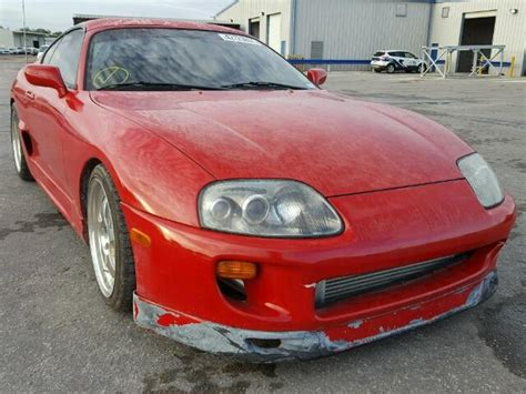 kelley blue book classic cars 1995 toyota supra electronic toll collection auto auction ended on vin jt2ja82jxr0008196 1994 toyota supra in fl orlando south