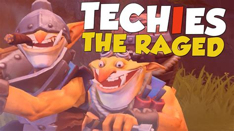 Dota 2 Arcana Giveaway - techies the raged dota 2 funny moments arcana