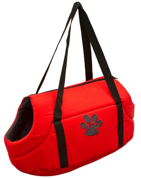 puppy carry bag cat pet soft cosy carry bag zip closed washable travel transport carrier ebay