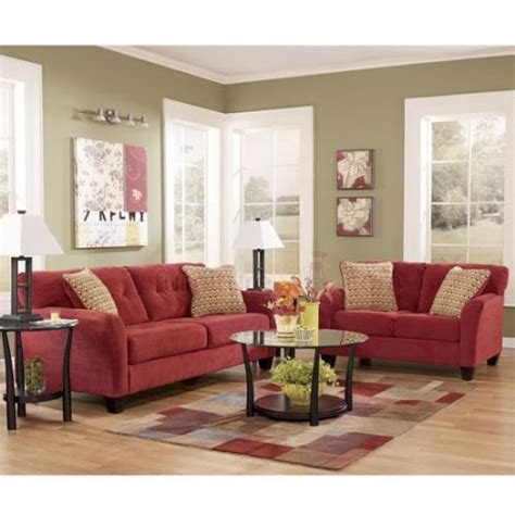 ashley furniture living rooms ashley furniture encore salsa living room set
