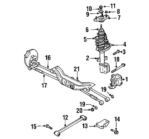 2005 chevy impala parts diagram parts 174 genuine factory oem 2005 chevrolet impala
