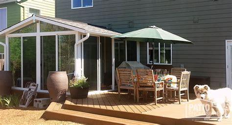 patio enclosures kits houseofaura patio enclosure kit diy patio enclosure