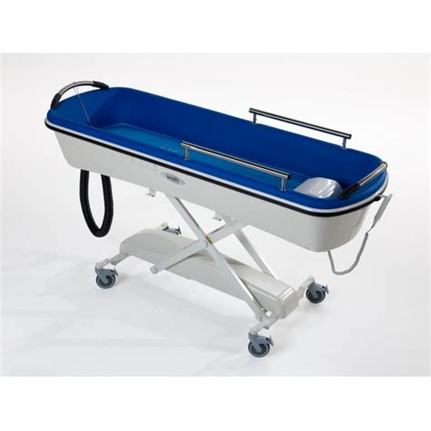 futon pflege shower bathing trolley surehands