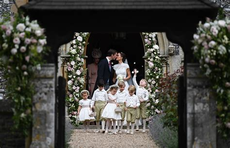 pippa wedding an almost royal wedding pippa middleton ties the knot in