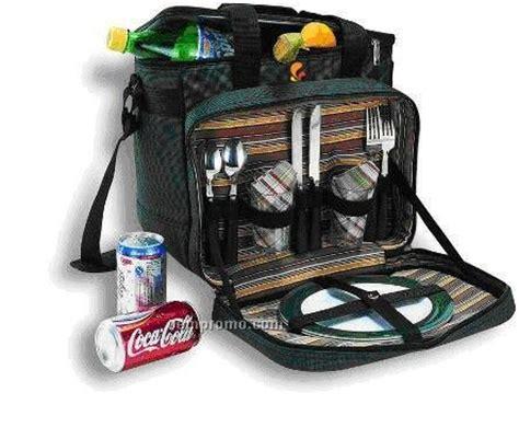 1kg Promo Picnic Cooler Set cooler bag w picnic set for 2 china wholesale cooler bag w