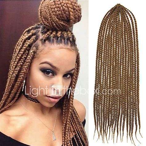 how many bags of hair for box braids box braids twist braids hair extensions 24 kanekalon 80g