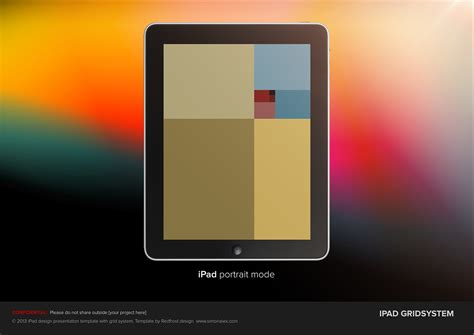 ipad grid template image collections templates design ideas