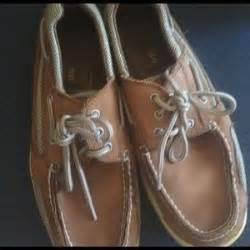 st john s bay boat shoes men s st john s bay boat shoes on poshmark