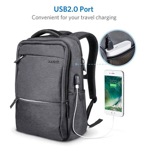 Backpack With Usb Charging Port inateck laptop backpack with usb charging port
