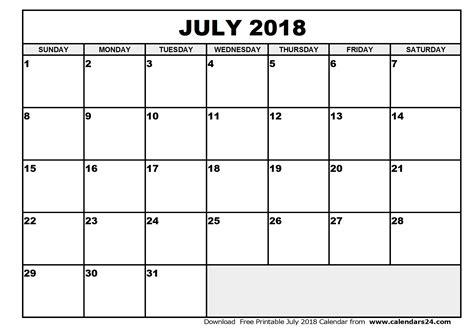 printable july 2018 calendar july 2018 calendar august 2018 calendar