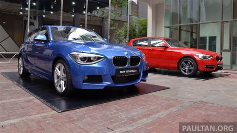Oppo F1 S Bmw Logo Stripe Carbon Caver Hardcase 2 bmw 1 series f20 launched in malaysia priced from