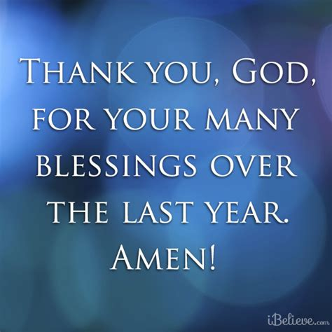 god and new year quotes crosscards thank you god for your many blessings