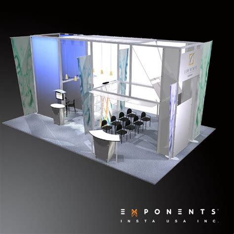 booth design cost 17 best images about 10 x 20 exhibits booths displays