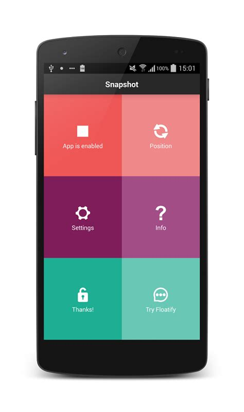 screenshot apps for android snapshot android apps auf play
